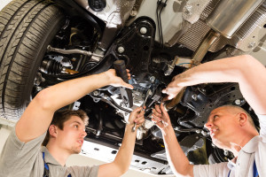 Auto repair shop Fort Worth